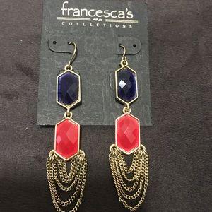 NWT! Francesca's Earrings